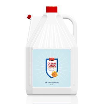 Clean Hands Sanitizer